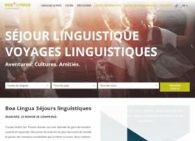 Sejourslinguistiques-conseils.fr thumbnail
