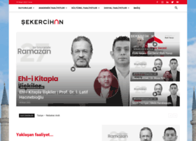 Sekercihan.org.tr thumbnail