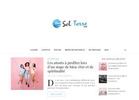 Sel-terre.info thumbnail