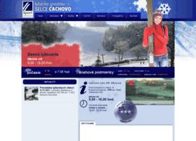 Selce-cachovo.sk thumbnail
