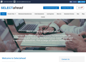 Selectahead.co.uk thumbnail