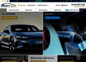 Selectcarleasing.co.uk thumbnail