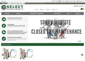 Selectelectrical.co.uk thumbnail