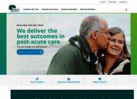 Webmaster@selectmedical com at Website Informer