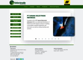 Selectrode.co.id thumbnail