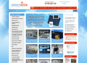 Selectsolar.co.uk thumbnail