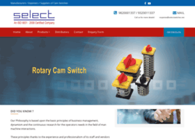 Selectswitches.net thumbnail