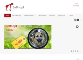 Selfnapf.de thumbnail