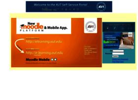 Selfservice.aut.edu thumbnail