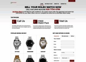Sell-rolex.co.uk thumbnail