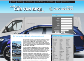 Sellmycarvanbike.co.uk thumbnail