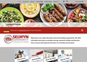 Selwyncomed.school.nz thumbnail
