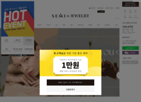 Semijewelry.co.kr thumbnail
