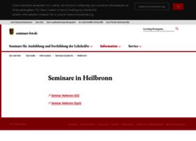 Seminar-heilbronn.de thumbnail