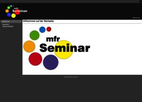 Seminar-mfr.de thumbnail