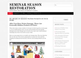 Seminarseason.com thumbnail