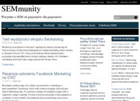 Semmunity.pl thumbnail