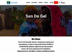 Sendegel.org.tr thumbnail