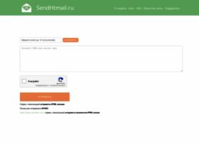 Sendhtmail.ru thumbnail