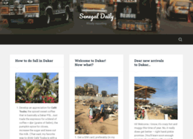 Senegaldaily.wordpress.com thumbnail