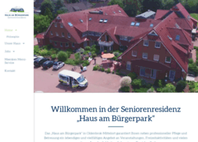 Seniorenheime-meenken.de thumbnail