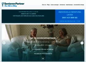 Seniorenpartner24.de thumbnail