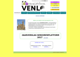 Seniorenplatformvenlo.nl thumbnail