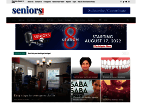 Seniorstoday.in thumbnail