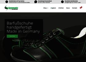 senmotic shoes.eu at WI. Original Manufaktur Barfußschuhe