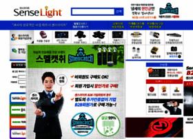 Senselight.co.kr thumbnail