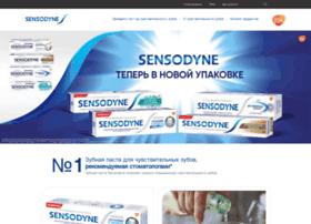 Sensodyne.ru thumbnail