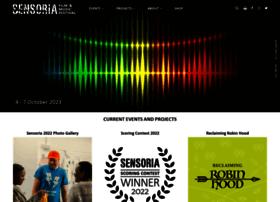 Sensoria.org.uk thumbnail