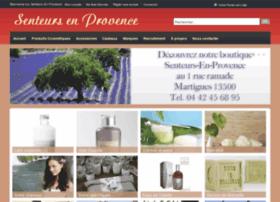 Senteurs-en-provence.fr thumbnail