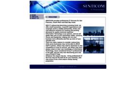 Senticom.net thumbnail
