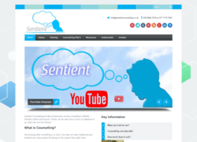 Sentientcounselling.co.uk thumbnail