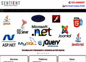 Sentientsystems.net thumbnail