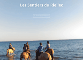 Sentiersduriellec.fr thumbnail