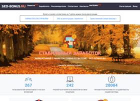 Seo-bonus.ru thumbnail