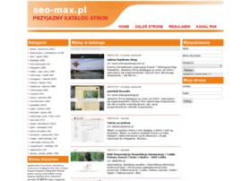 Seo-max.pl thumbnail