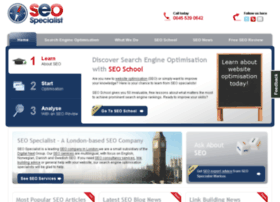 Seospecialist.co.uk thumbnail