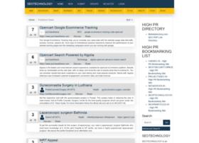 Seotechnology.in thumbnail