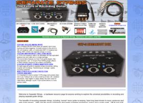Separate-strings.co.uk thumbnail