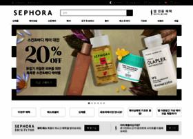 Sephora.kr thumbnail