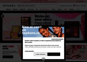 Sephora.ro thumbnail