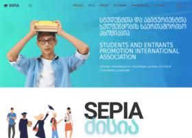 Sepia.ge thumbnail