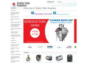 Septictank-supplies.co.uk thumbnail