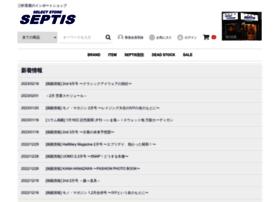 Septis.co.jp thumbnail