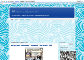 Sequelanet.com.br thumbnail
