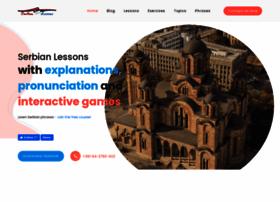 Serbianlesson.com thumbnail