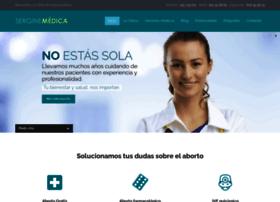 Serginemedica.es thumbnail